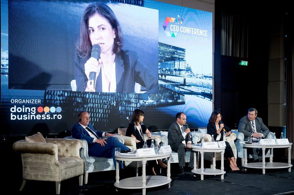 CEO Conference – Shaping the Future  Bucureşti, 22 mai